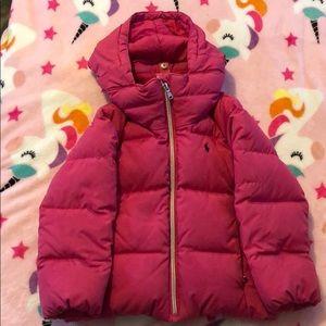 Ralph Lauren jacket size 4T